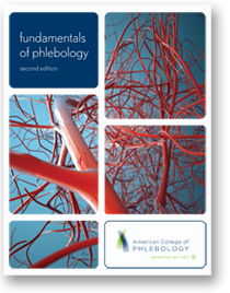 Fundamentals of Phlebology Textbook